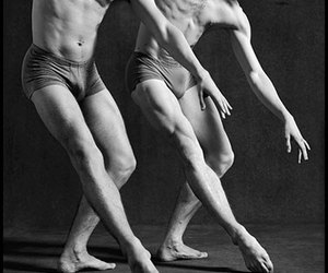 ballet, man, and boys image