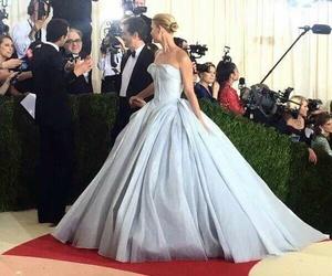 met gala, dress, and fashion image