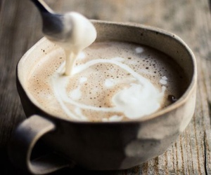 coffee and Hot image