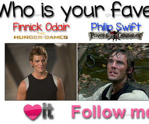 choose, fave, and pirates of the caribbean image