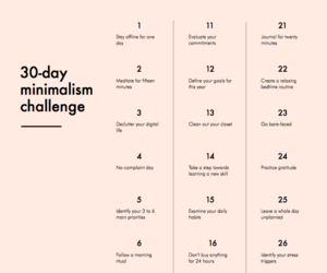 challenge, minimalism, and minimalist image