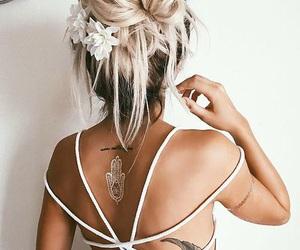 fashion, cute, and hair image