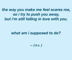 blue, heartbroken, and poems image