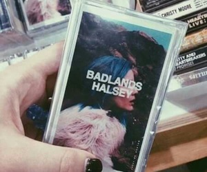 halsey, music, and badlands image