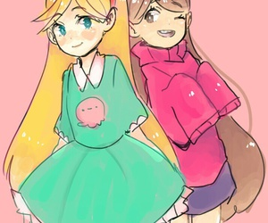 gravity falls and mabel pines image