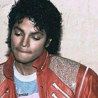 beat it, michael jackson, and thriller era image