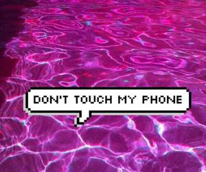 36 Images About Don T Touch My Phone Wallpaper On We Heart