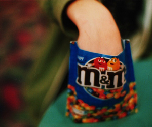 chocolate, m&m, and photography image