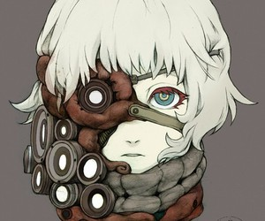 anime and steampunk image