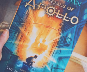 book, reading, and percy jackson image