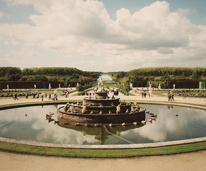 versailles and france image