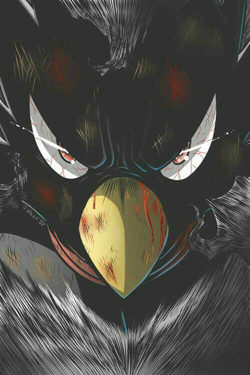 Tokoyami Discovered By ƙιтѕυ ღ On We Heart It