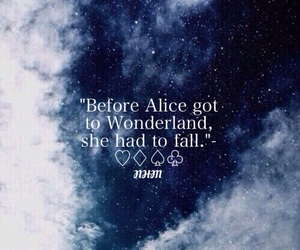 alice, cat, and inspirational image
