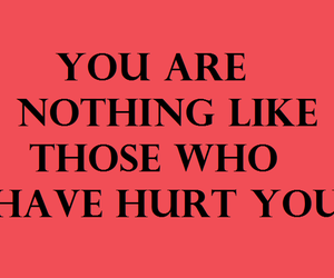 hurt, quote, and tumblr image