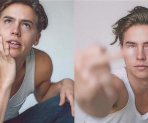 cole sprouse, Hot, and boy image