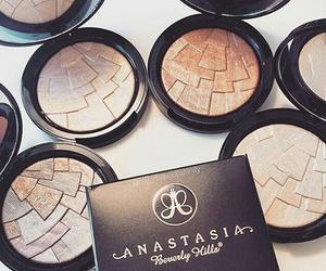 makeup, anastasia, and beauty image
