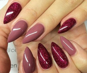 beauty, nails, and naildesigns image