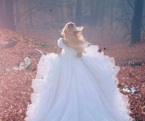 beautiful, bride, and Dream image