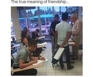 funny, friendship, and lol image
