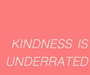 quotes, kindness, and pink image