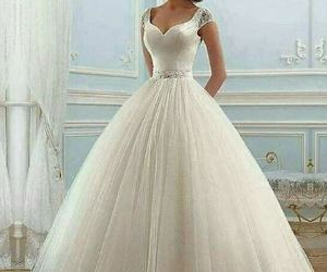 dress, formal, and pretty image