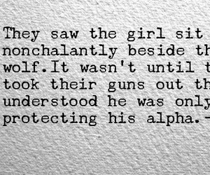 alpha, brave, and girl image