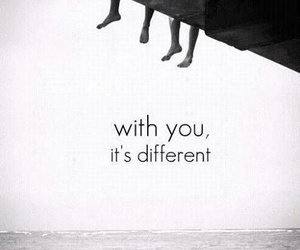 love, different, and couple image