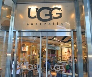 ugg, store, and shopping image