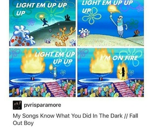 band, music, and fall out boy image