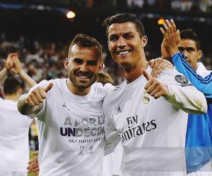 real madrid and jese image