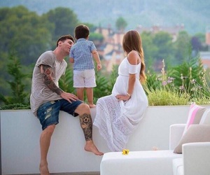 family, messi, and dress image