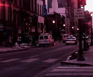 theme, dark, and city image