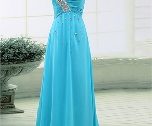 dresses, fashion dress, and prom gown image