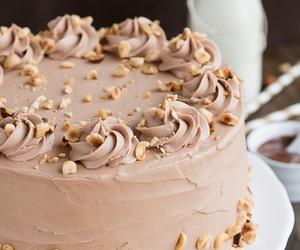 banana, cake, and dessert image