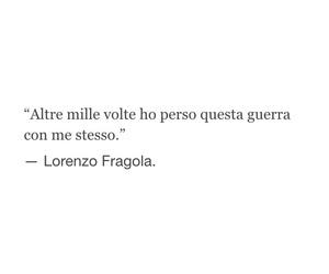perdere, frasi italiano, and lorenzo fragola image