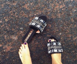 fashion, shoes, and rochas image
