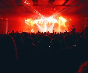 concerts, my life, and rock image