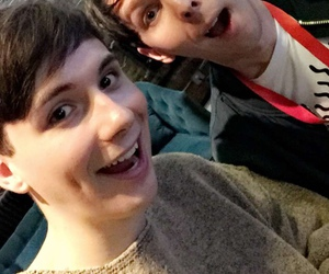 phil lester, phan, and amazingphil image