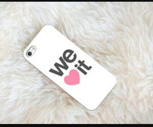 we heart it, iphone, and case image