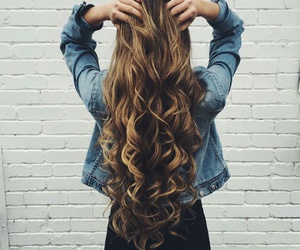 fashion, hairstyle, and look image
