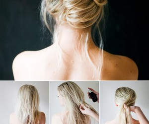 hairstyle and diy image