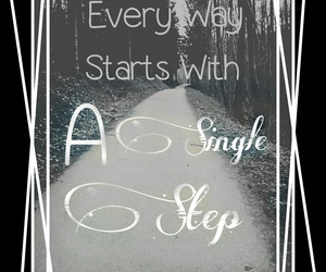 quote, weg, and spruch image