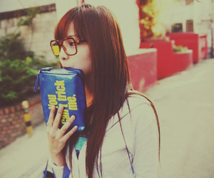 asian, cute, and ulzzang image