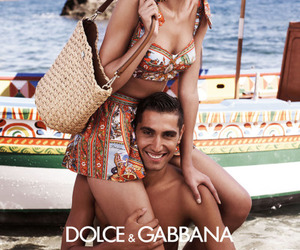 Dolce & Gabbana and italy image