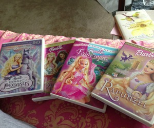 barbie, rapunzel, and barbie movies image