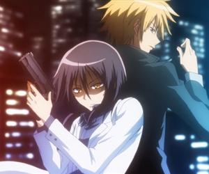 anime, kaichou wa maid-sama, and misaki image