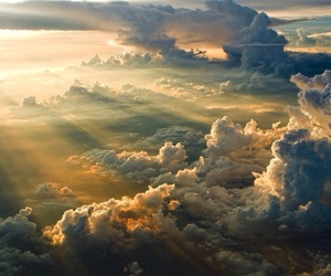 cloud, clouds, and nature image