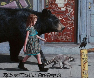 the getaway, red hot chili peppers, and rhcp image