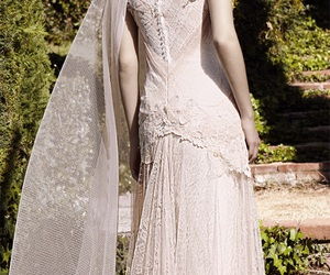 clothes, bridal gowns, and couture gowns image