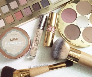 colors, makeup, and love image
